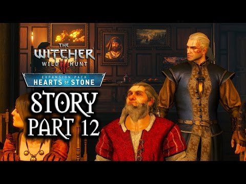 The Witcher 3: Wild Hunt - Hearts of Stone Story - Part 12 - Attending an auction