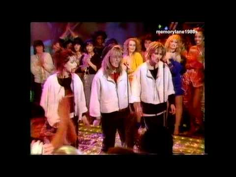 Bananarama - Robert De-Nero's Waiting. Top Of The Pops 1984