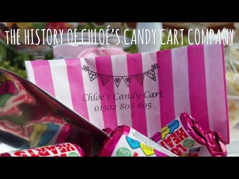 The History Of Chloé's Candy Cart Company