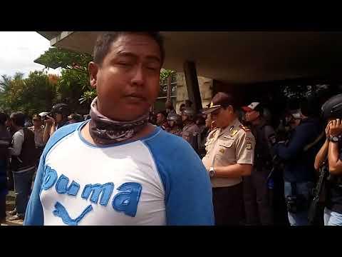 Bentrok ormas di bilabong Bojonggede Bogor.
