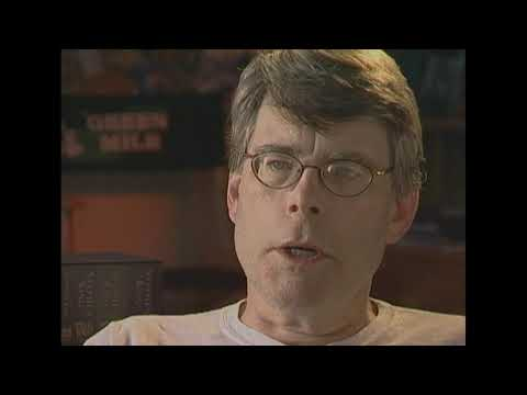 A Good Read with Sandy Phippen- Author Stephen King