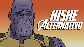 Infinity War HISHE Alternativo