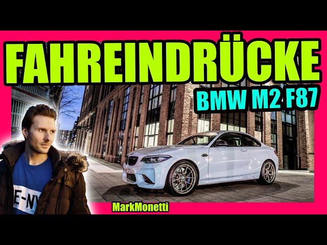 BMW M2 LCI F87 DKG | Fahreindrücke & Sound | MarkMonetti