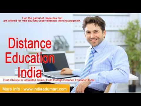 Distance Education India | Indiaedumart.com