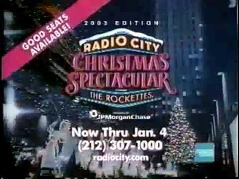 With great Christmas music, digital effects, and of course mesmerizing dance moves, Radio City Christmas Spectacular is a Christmas show the entire family can enjoy. Be sure to get great savings and discounts on your next order or purchase by taking advantage of Radio City Christmas Spectacular coupon codes, special offers and exclusive deals.