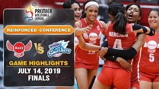 Finals Game 3 Petro Gazz vs. Creamline - July 14, 2019 Game Highlights #PVL2019