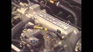 Old Top Gear 1989 - Honda Accord