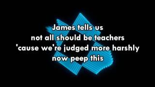 C-Lite (Andy Mineo) Jesus Over Hip Hop feat. John Itiola Lyrics