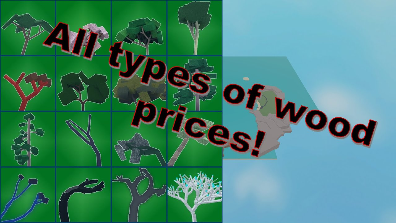 Wood Prices 2020 Lumber Tycoon 2 Youtube