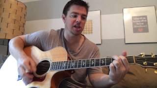 Burnin' It Down - Jason Aldean (Beginner Guitar Lesson)