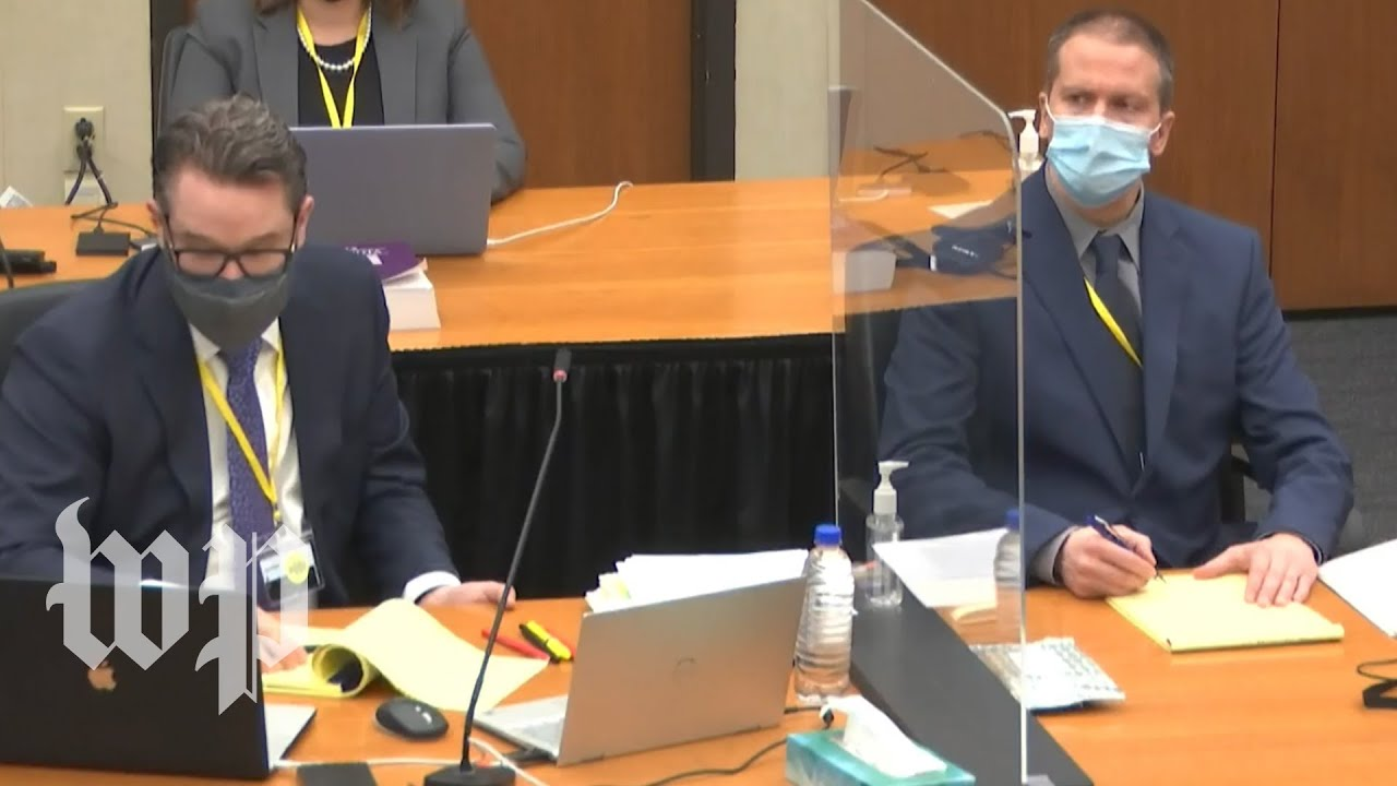 Derek Chauvin trial continues with witness testimony for third day  - 3/31 (FULL LIVE STREAM)
