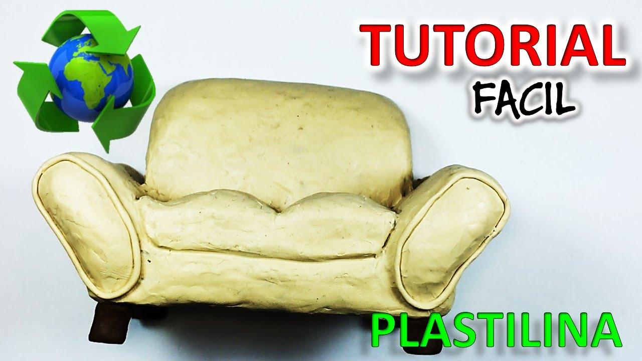 Como hacer un sillon de plastilina con material reciclado - Como tapizar un sillon ...