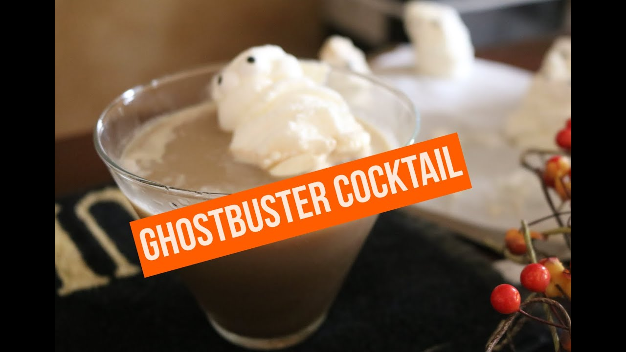 Ghostbuster Cocktail
