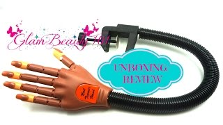 NAIL TRAINER HAND UNBOXING/REVIEW (EBAY)