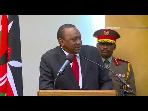President Uhuru now ready to 'fight his closest political al