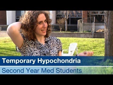 Temporary Hypochondria in Med Students (MedMo)