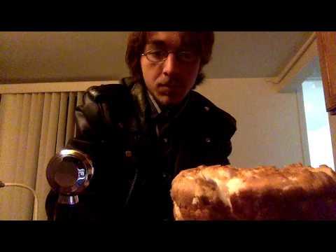 A Man, A Cake, And A Sword