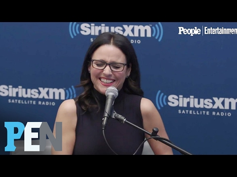Julia Louis-Dreyfus On Veep, The End Of Seinfeld And Surviving SNL | PEN | Entertainment Weekly