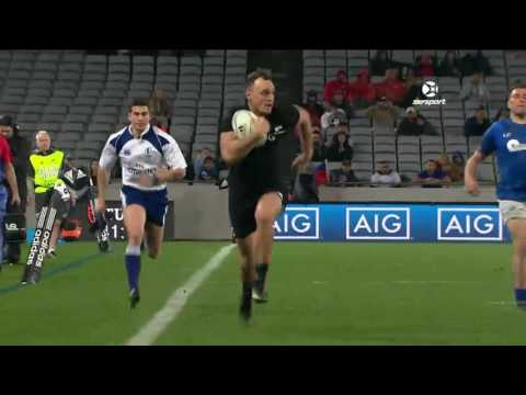 HIGHLIGHTS: All Blacks v Samoa