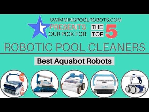 Robotic pool cleaner - Best Pool Cleaner - robotic pool cleaner - Clean Pool - clean water