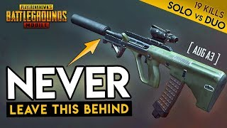 NEVER LEAVE THIS WEAPON BEHIND... EVER. PUBG Mobile