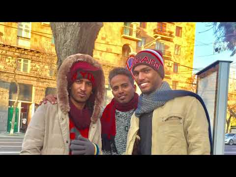 Armenia Tour and The Travellers ( Yemeni Guests)