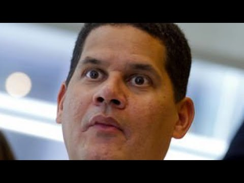 Reggie Fils Aime Beats His Kids [YTP] [YouTube Poop]