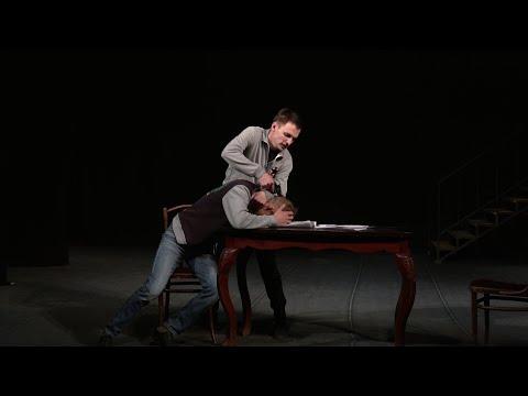 «Марий Эл ТВ»: В Марийском ТЮЗе готовятся к премьере спектакля «Любовь во время войны»