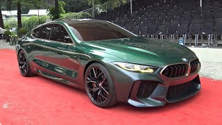 BMW M8 Gran Coupe Concept Driving on the Road For The First Time! + Overview & More!