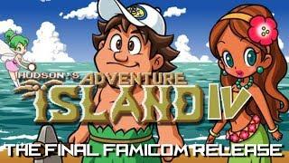 Полное прохождение денди ( Dendy, Nes ) - Adventure Island 4 / Остров приключений 4