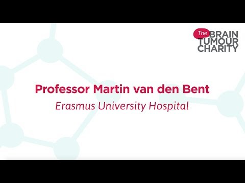 Ask the Researcher | Martin van den Bent | Biomedical Research into Adult Brain Tumours