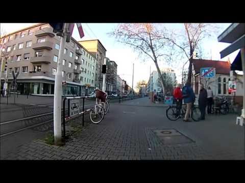 Mit dem Rad durch den Lindenhof