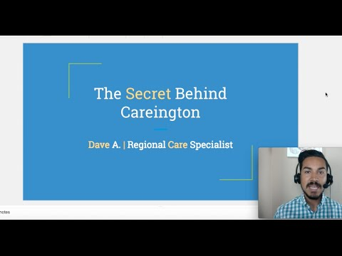 The Secret Behind Careington