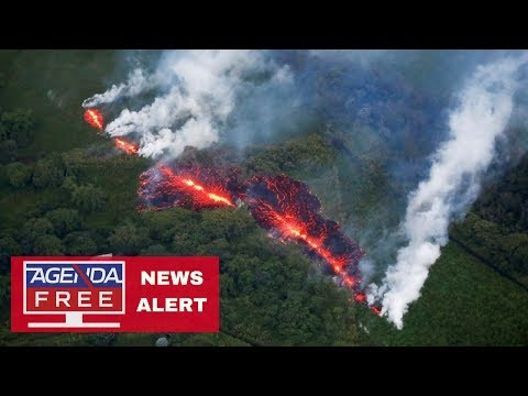 19th Lava Fissure Opens in Hawaii - LIVE BREAKING NEWS COVERAGE