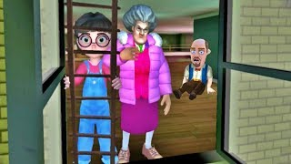 Scary Teacher 3D - New Update New Levels - Gameplay (Android,iOS) FHD