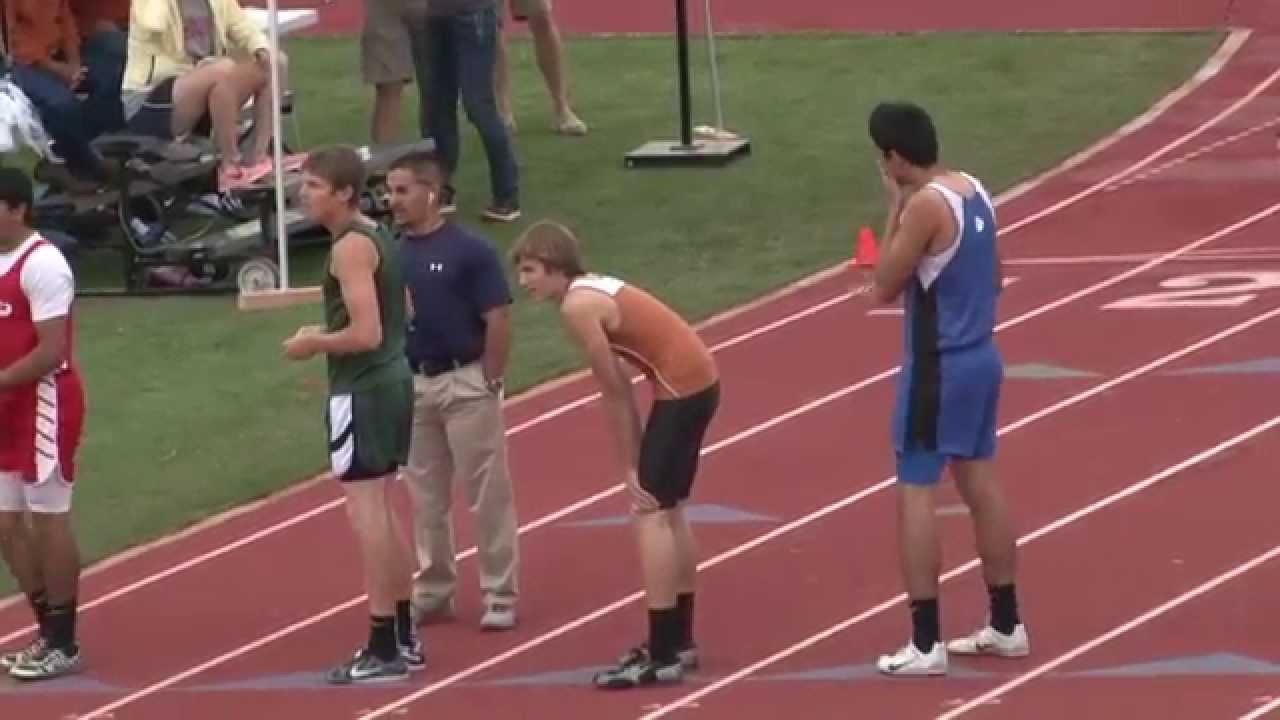texas high school 2014 regional track meet