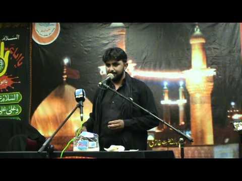 akhtar khokhar bcn 21 08 2011 shahadat mola ali a s  20 ramazan in spain barcelona  day 1  3