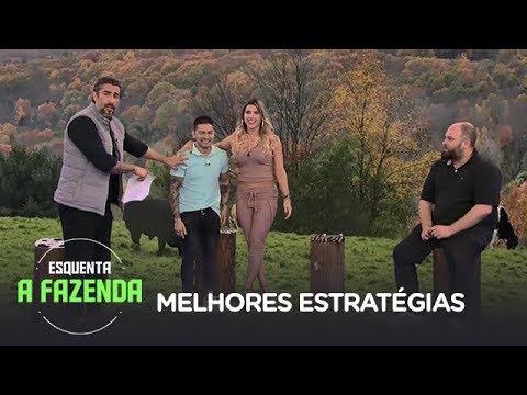 ESQUENTA A FAZENDA | Yudi, Ana Paula Minerato e Chico Barney