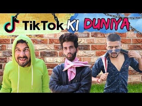 TIK-TOK KI DUNIYA    YOUTUBERS VS TIK-TOKERS     FUNNY VIDEO    KANGRA BOYS