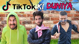 TIK-TOK KI DUNIYA || YOUTUBERS VS TIK-TOKERS || FUNNY VIDEO || KANGRA BOYS