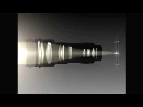 DO (Diffractive Optics) Lens