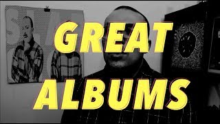 GREAT ALBUMS: April 2018