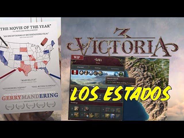 TIPOS DE ESTADOS Y SUS MECÁNICAS EN VICTORIA 3 - DD#16
