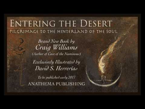 Craig Williams - Entering the Desert in the Chamber of Reflection - 1