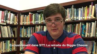 "Upper School students report ""News"" in French"