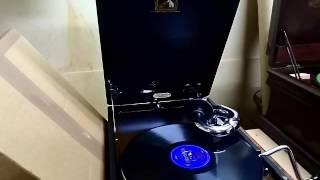 Georges Thill (ジョルジュ・ティル)♪La Marseillaise ♪ (ラ・マルセイエーズ)  78rpm record
