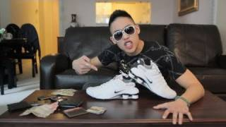 Asian Gangster Gets New Shoes