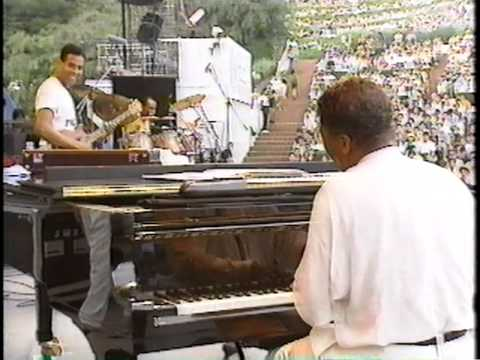 Herbie Hancock Cantaloupe Island / Live under the sky '91