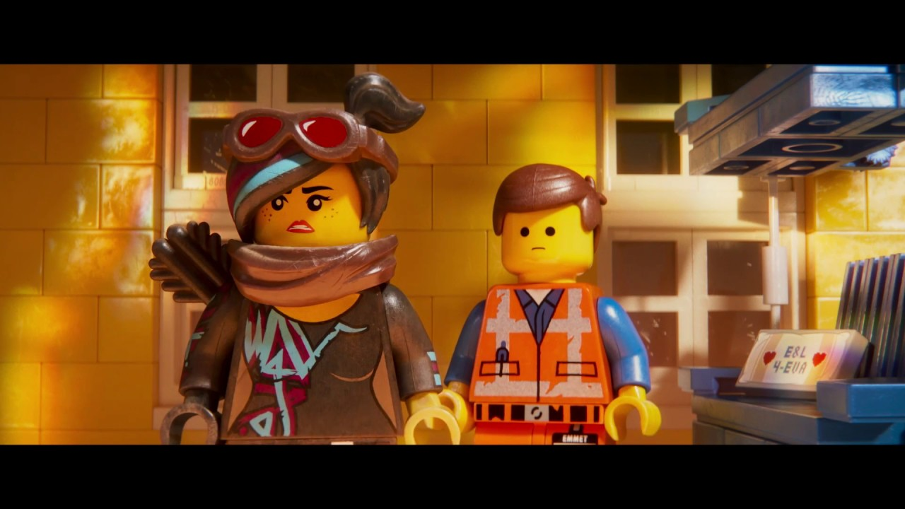 The Lego Movie 2 The Second Part The Lego Movie 2 Official