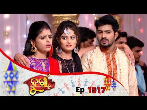 Durga | Full Ep 1517 | 21st Oct 2019 | Odia Serial – TarangTV